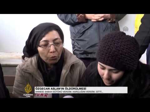 Özgecan Aslan'ın annesi: Sütünü ve harçlığını verdim gitti