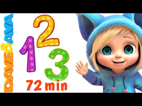 Xxx Mp4 Numbers And Counting Songs Collection Nursery Rhymes And Baby Songs From Dave And Ava 3gp Sex