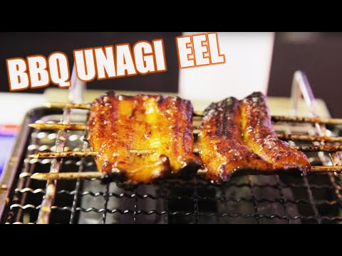 Extreemly Graphic: LIVE EEL Cooking Video Unagi (censored)