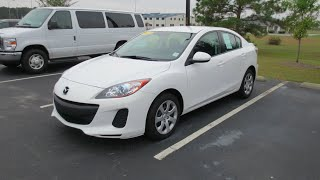 2013 Mazda 3 i Full Tour & Start-up at Massey Toyota