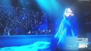 K.Michelle Judge Me Live BET Honors 2015