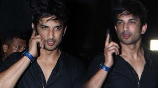 Sushant Singh Rajput Caught DRUNK At Rohini Iyer's Birthday Party| Bollywood Actors Drunk