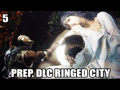 Dark Souls 3 - PREP. DLC RINGED CITY / UM CHAR DO ZERO! COOP SENHA
