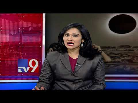 LIVE : Solar Eclipse spells doom for humanity - TV9