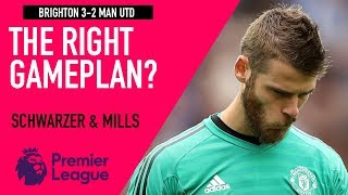 How to cause an upset? | Brighton 3-2 Man Utd | Astro SuperSport