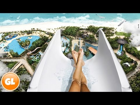 15 Coolest Waterslides Ever