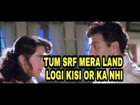 Xxx Mp4 Jeet Full Gaali Dubbing Sunny Deol Karishma Kapoor Gaali Funny Video Nonveg Gaali Berozgaar 3gp Sex