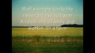 Thank God I'm a Country Boy by John Denver LYRICS (HQ)
