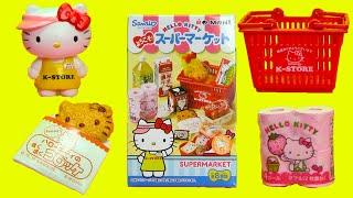 Hello Kitty Supermarket Rement Like Shopkins Hello Kitty Mystery Boxes
