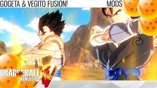 Vegito & Gogeta FUSION! Gogetto vs Beerus & Whis! (Road to Dragon Ball Xenoverse 2)