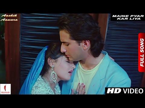 Xxx Mp4 Maine Pyar Kar Liya Full Song HD Aashik Aawara Saif Ali Khan Mamta Kulkarni 3gp Sex