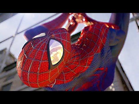 The Amazing Spider Man 2 FULL MOVIE All Cutscenes