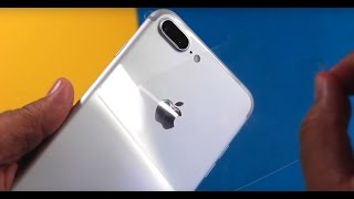 iPhone 7 Plus Unboxing | Silver