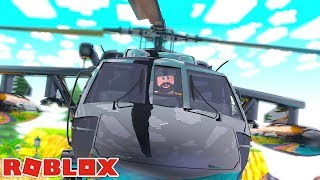 $1 MILLION MILITARY HELICOPTER UPDATE!! | Jailbreak | ROBLOX LIVE