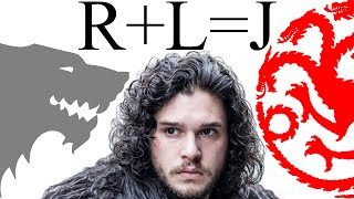 R+L=J: who are Jon Snow's parents? #CONFIRMED