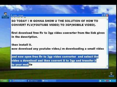 Xxx Mp4 How To Convert Flv Video To 3gp Video 3gp Sex