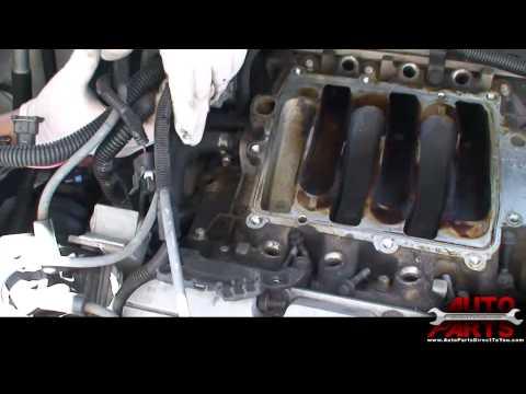 1995 Buick Lesabre Intake Manifold Part 5 Removal