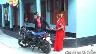 Funny Song চার বউ Mojibor Bangla Kouatuk