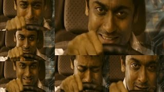 SURYA'S MULTIPLE EXPRESSIONS IN ONE SCENE