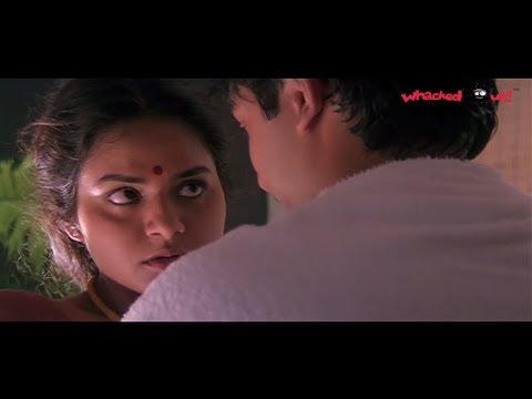 Roja Telugu Movie Scenes Aravind Swamy romancing Madhoo Nassar Mani Ratnam