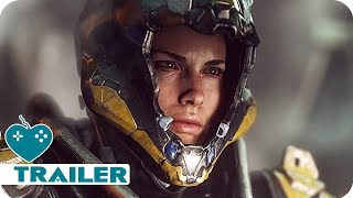 ANTHEM Gameplay Trailer (2018) New Bioware Game | E3 2017