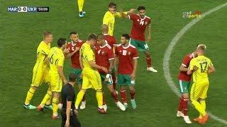 ملخص مباراة المغرب و أوكرانيا | مباراة ودية 2018/5/31