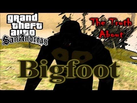 GTA SA Myth - The Truth About Bigfoot