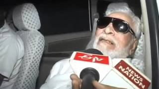 Kader Khan reaches Patanjali Yogpeeth for treatment