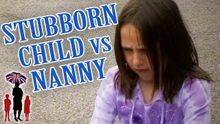 Supernanny Confronts Stubborn Daughter | Supernanny