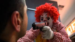 Ronald McDonald Chicken Store Massacre