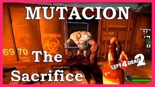 Left 4 Dead 2 Mutación: El Ultimo Hombre Sobre La Tierra - The Sacrifice NO DAMAGE SPEED RUN
