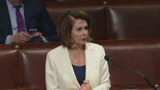 Nancy Pelosi pushes for DACA vote in record 8-hour speech