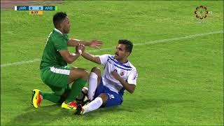 مباراة العربي  والجهراء بدوري فيفا ٢٠١٧