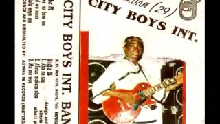 City Boys-Yaa Boatemaa