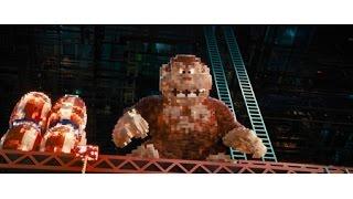 パックマンやドンキーコングが地球を侵略しに来た!映画『ピクセル』予告編パート2
