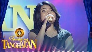 Tawag ng Tanghalan: Pauline Agupitan | Killing Me Softly (Round 5 Semifinals)
