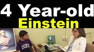৪ বছর বয়সী বাংলাদেশী আইনস্টাইন || Time Television