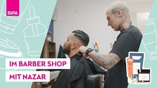 Pflegetipps für echte Männer - Nazar im Barbershop