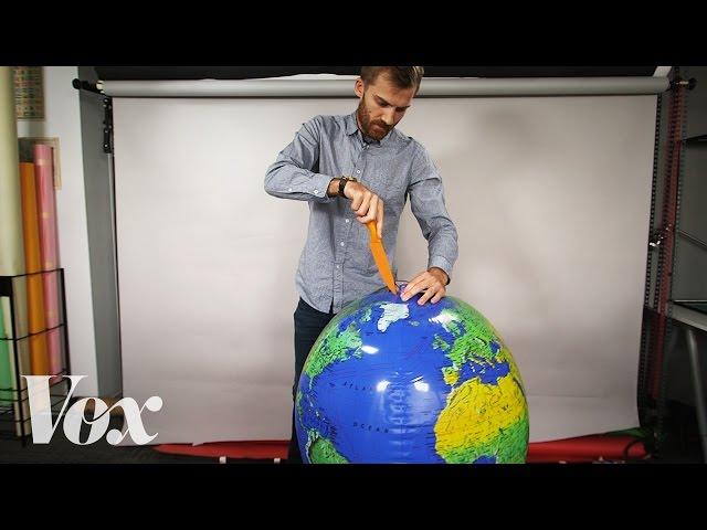Warum alle Weltkarten falsch sind
