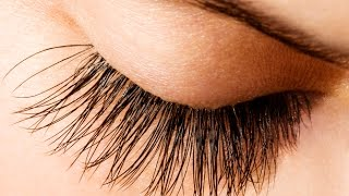 How to Grow Longer & Thicker Lashes, DIY Natural Eyelash Growth Serum