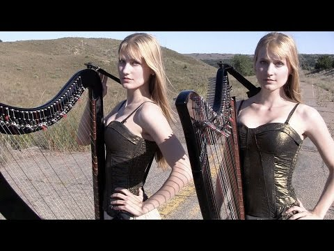 Xxx Mp4 SWEET CHILD O 39 MINE Guns N 39 Roses Harp Twins Camille And Kennerly HARP ROCK 3gp Sex