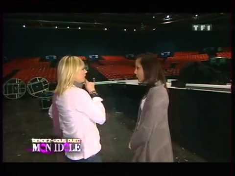 Clara rencontre son idole justin bieber