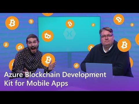Xxx Mp4 Azure Blockchain Development Kit For Mobile Apps The Xamarin Show 3gp Sex