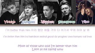 UNIQ (유니크) - EOEO (Color Coded Han|Rom|Eng Lyrics)