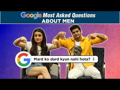 Xxx Mp4 Radhika Madan Abhimanyu Dasani Answer The Most Googled Questions About MEN Mard Ko Dard Nahi Hota 3gp Sex