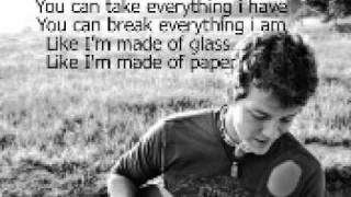 Tyler Ward - Skyscraper (Lyrics)