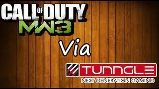 Como jogar Call of Duty MW3 (CO-OP ou Multiplayer) Online - Via Tunngle (PT-BR)