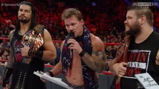The list of Jericho moments