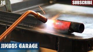Shop Stool Build - Jimbos Garage