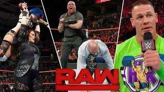 WWE RAW 20/03/2018 Highlights HD - WWE Monday Night RAW Highlights 5th March 2018 part 1